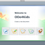 Centre de démarrage OOo4Kids 0.6
