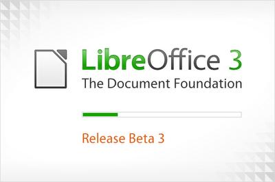 Logo LibreOffice 3
